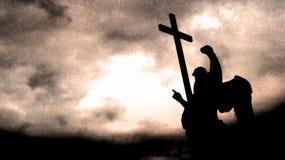 Αφηρημένος άγγελος αποκάλυψης Στοκ εικόνες με δικαίωμα ελεύθερης χρήσης