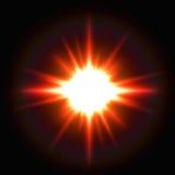 Αφηρημένος ήλιος απεικόνιση αποθεμάτων