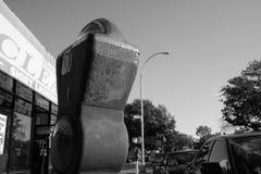 Αφηρημένος-αντικείμενο-ParkingMeter-0001 Στοκ φωτογραφία με δικαίωμα ελεύθερης χρήσης