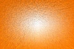 Αφηρημένος γεωμετρικός συσσωρευμένος υπόβαθρο πορτοκαλής κύβος στοκ εικόνα με δικαίωμα ελεύθερης χρήσης