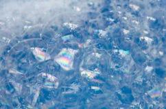 αφηρημένος διανυσματικός Ιστός απεικόνισης αφρού σχεδίου φυσαλίδων Στοκ Εικόνες