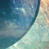 αφηρημένος διανυσματικός τρύγος απεικόνισης ανασκόπησης Στοκ Εικόνα