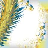 Αφηρημένος διανυσματικός τρύγος υποβάθρου Στοκ εικόνα με δικαίωμα ελεύθερης χρήσης