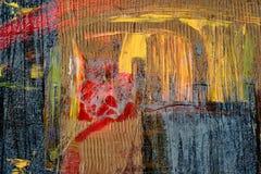αφηρημένος καμβάς Στοκ εικόνα με δικαίωμα ελεύθερης χρήσης