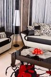 αφηρημένος καναπές πολυτέλειας Στοκ Φωτογραφία