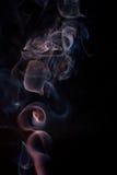 αφηρημένος καπνός προτύπων Στοκ φωτογραφία με δικαίωμα ελεύθερης χρήσης