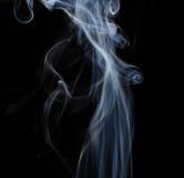 αφηρημένος καπνός προτύπων Στοκ εικόνα με δικαίωμα ελεύθερης χρήσης