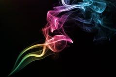 Αφηρημένος καπνός Στοκ εικόνα με δικαίωμα ελεύθερης χρήσης