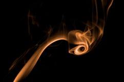 αφηρημένος καπνός Στοκ Φωτογραφία