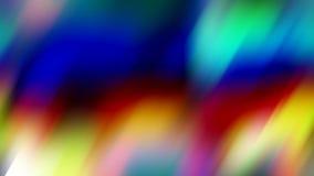 Αφηρημένος μαλακός ελαφρύς διαρροών χρώματος φω'των δυναμικός ποιοτικών καθολικός κινήσεων υποβάθρου νέος που ζωντάνεψε διανυσματική απεικόνιση