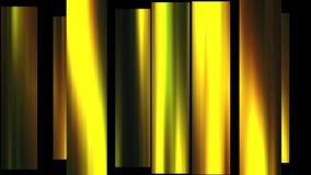 Αφηρημένος μαλακός χρυσός χρώματος κινούμενος φραγμών δυναμικός ζωντανεψοντας ζωηρόχρωμος χαρούμενος χορός ποιοτικών καθολικός κι απεικόνιση αποθεμάτων