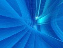 αφηρημένος μπλε Ιστός διανυσματική απεικόνιση