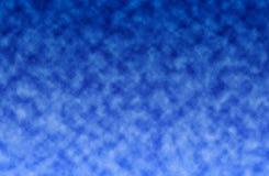 Αφηρημένος μπλε ουρανός χρώματος υποβάθρου Στοκ Φωτογραφίες