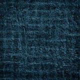 αφηρημένος μπλε τοίχος ανασκόπησης Στοκ Φωτογραφία