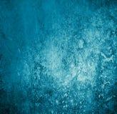 αφηρημένος μπλε τοίχος ανασκόπησης Στοκ Εικόνες