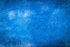 αφηρημένος μπλε τοίχος Στοκ Φωτογραφίες