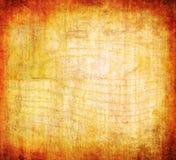 αφηρημένος ξύλινος κίτριν&omicro Στοκ Φωτογραφία