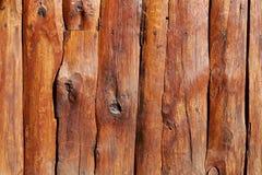 Αφηρημένος ξύλινος παλαιός καφετής στενός επάνω υποβάθρου Στοκ εικόνες με δικαίωμα ελεύθερης χρήσης