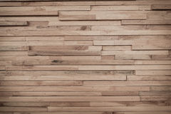 Αφηρημένος ξύλινος τοίχος Στοκ Εικόνες
