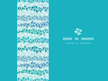 Αφηρημένος οριζόντιος άνευ ραφής σύστασης chrystals πάγου Στοκ Εικόνα