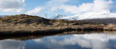 Αφηρημένος ουρανός και αντανακλάσεις Στοκ φωτογραφίες με δικαίωμα ελεύθερης χρήσης