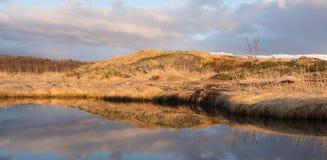Αφηρημένος ουρανός και αντανακλάσεις Στοκ φωτογραφία με δικαίωμα ελεύθερης χρήσης
