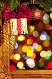 αφηρημένος παλαιός χρυσό&sigmaf Στοκ εικόνα με δικαίωμα ελεύθερης χρήσης
