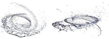 αφηρημένος παφλασμός Στοκ εικόνες με δικαίωμα ελεύθερης χρήσης