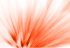 Αφηρημένος πορτοκαλής παφλασμός Στοκ Εικόνες