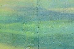 Αφηρημένος πράσινος τοίχος Στοκ Εικόνα