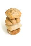 αφηρημένος ρόλος ψωμιού Στοκ Φωτογραφίες