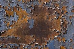 αφηρημένος σίδηρος ανασκό Στοκ Φωτογραφία