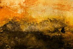 Αφηρημένος στενός επάνω τοίχων Στοκ φωτογραφία με δικαίωμα ελεύθερης χρήσης