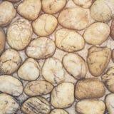 Αφηρημένος τρύγος βράχου ποταμών υποβάθρου καφετής Στοκ φωτογραφία με δικαίωμα ελεύθερης χρήσης