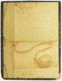 αφηρημένος τρύγος κολάζ Στοκ εικόνα με δικαίωμα ελεύθερης χρήσης