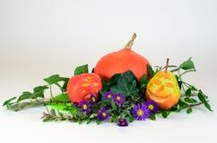 αφηρημένος φθινοπώρου φωτεινός χρωμάτων πτώσης κόκκινος ημι προτύπων φύλλων συμπαθητικός Στοκ Εικόνα