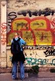 αφηρημένος φωτογράφος Στοκ φωτογραφία με δικαίωμα ελεύθερης χρήσης