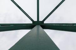 αφηρημένος χάλυβας κατασκευής Στοκ φωτογραφία με δικαίωμα ελεύθερης χρήσης