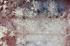 αφηρημένος χειμώνας ανασκόπησης Στοκ Εικόνες