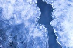 αφηρημένος χειμώνας ανασκόπησης Στοκ φωτογραφία με δικαίωμα ελεύθερης χρήσης