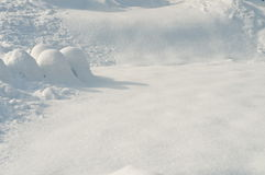 αφηρημένος χειμώνας χιονι Στοκ φωτογραφία με δικαίωμα ελεύθερης χρήσης