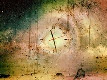 αφηρημένος χρόνος στο διάστημα Στοκ φωτογραφία με δικαίωμα ελεύθερης χρήσης