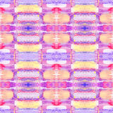 Αφηρημένο άνευ ραφής ακρυλικό διακοσμητικό σχέδιο Άνευ ραφής σύσταση στο ύφος impressionism για τον Ιστό, τυπωμένη ύλη, περικαλύμ Στοκ Εικόνες