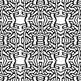 Αφηρημένο άνευ ραφής γραπτό πρότυπο Στοκ Εικόνα