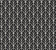 αφηρημένο άνευ ραφής διάνυ&sigma Υπόβαθρο ύφους του Art Deco γεωμετρική σύσταση απεικόνιση αποθεμάτων