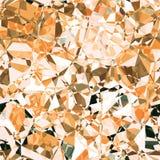 Αφηρημένο άνευ ραφής ζωηρόχρωμο υπόβαθρο διαμαντιών Στοκ εικόνα με δικαίωμα ελεύθερης χρήσης