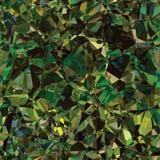 Αφηρημένο άνευ ραφής ζωηρόχρωμο υπόβαθρο διαμαντιών Στοκ Εικόνες