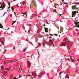 Αφηρημένο άνευ ραφής ζωηρόχρωμο υπόβαθρο διαμαντιών Στοκ Φωτογραφίες