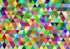 Αφηρημένο άνευ ραφής σχέδιο μωσαϊκών πρότυπο rhombuses άνευ ραφής επίσης corel σύρετε το διάνυσμα απεικόνισης Στοκ Φωτογραφίες