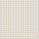 Αφηρημένο άνευ ραφής σχέδιο των τριγώνων Μωσαϊκό των γεωμετρικών μορφών στοκ φωτογραφία με δικαίωμα ελεύθερης χρήσης